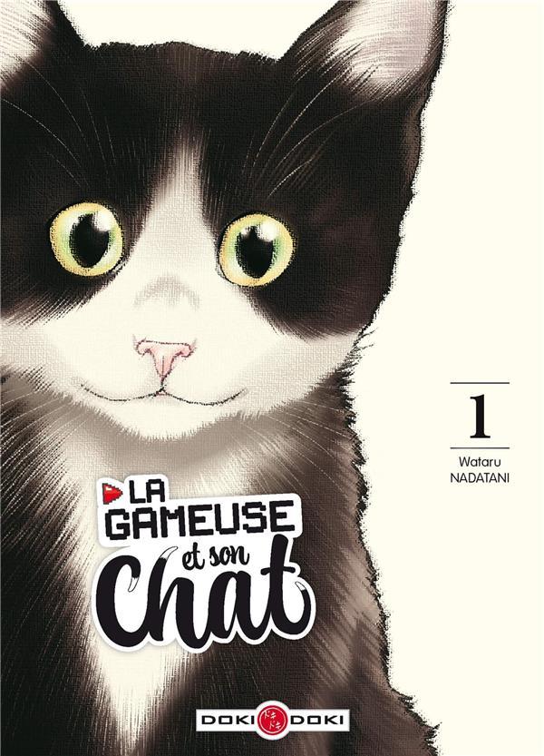 La gameuse et son chat T.1