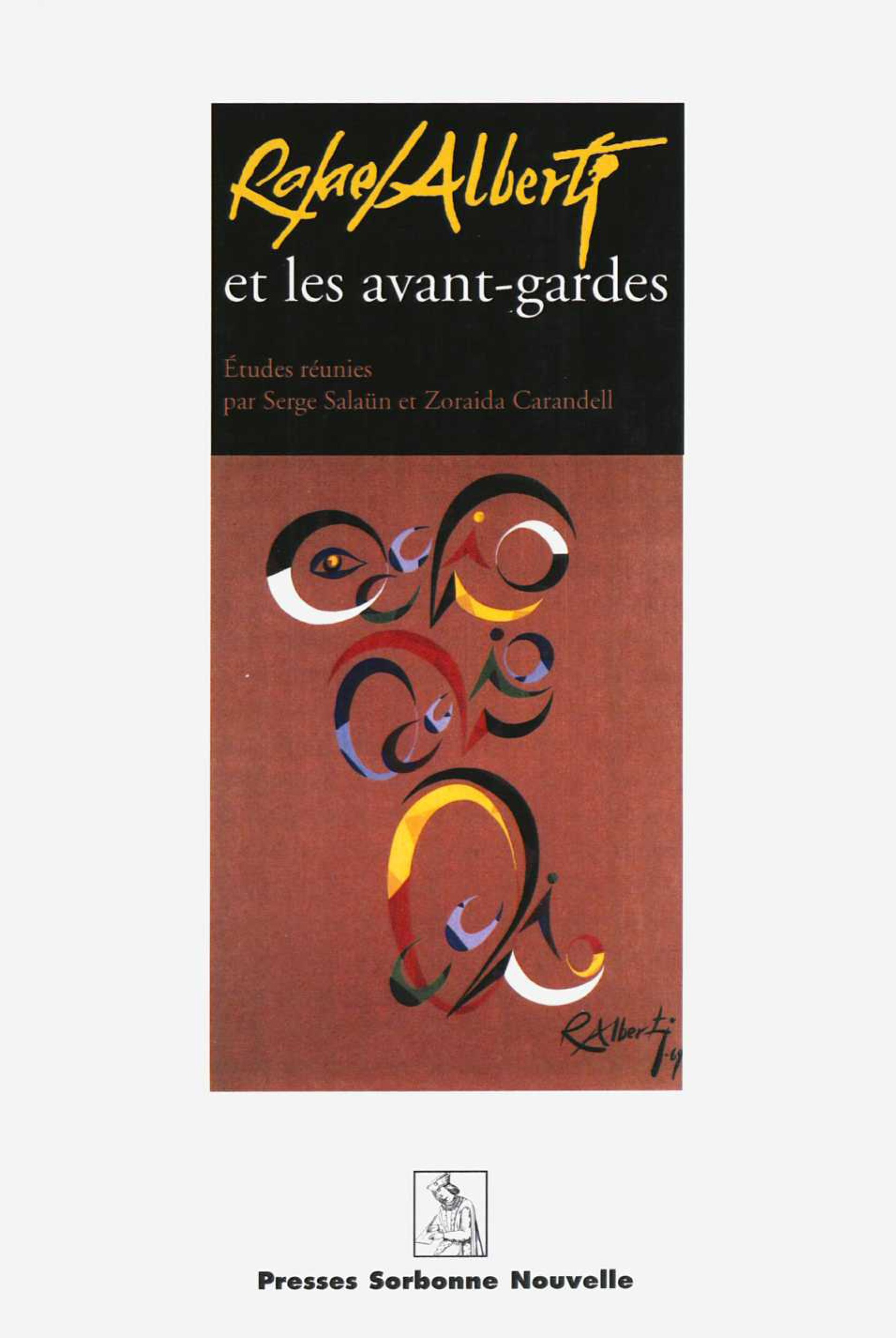 Rafael Alberti et les avant-gardes