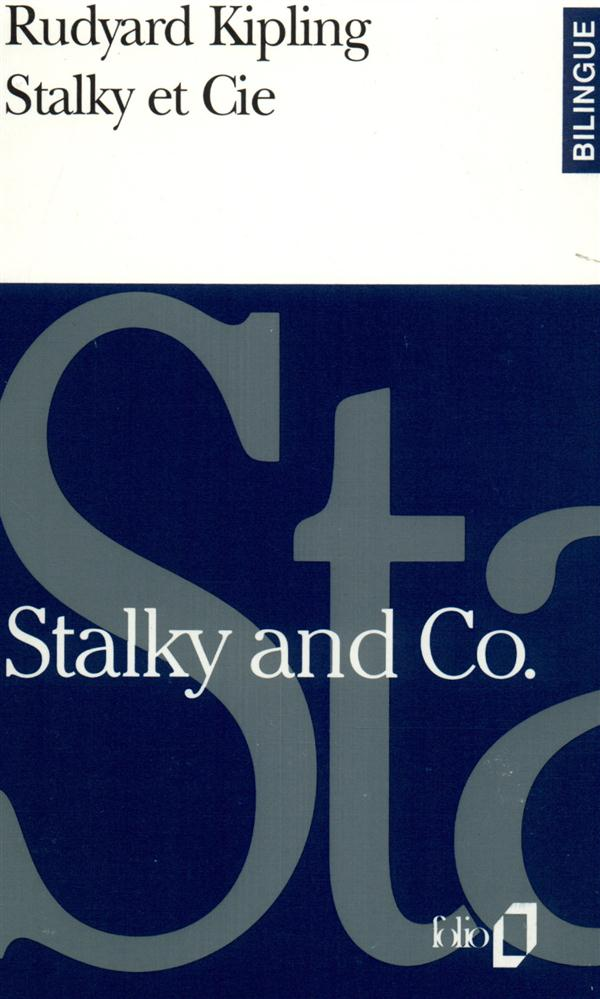 Stalky et cie ; Stalky and co.