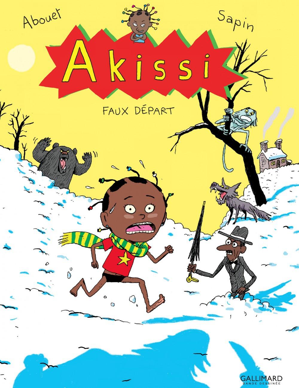 Akissi T.7 ; faux départ