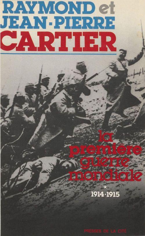 Guerre mondiale t.1(1ere)