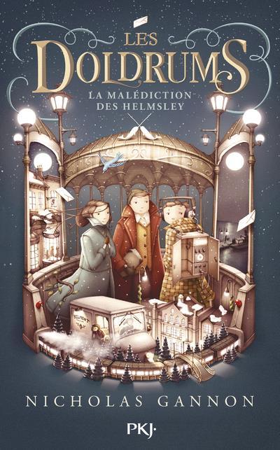 LES DOLDRUMS - TOME 2 LA MALEDICTION DES HELMSLEY - VOL2 GANNON NICHOLAS