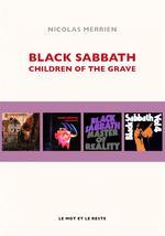 Black Sabbath ; children of the grave