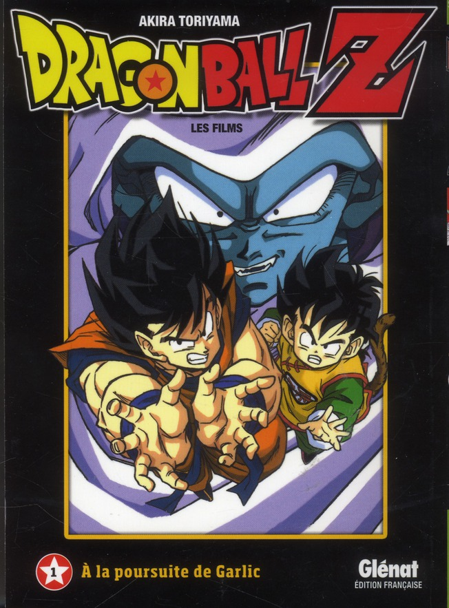 Dragon Ball Z ; Les Films T.1 ; A La Poursuite De Garlic