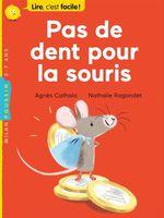 Vente EBooks : Pas de dent pour la souris  - Agnès Cathala