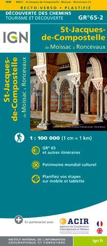 89021 ST JACQUES MOISSAC - RONCEVAUX