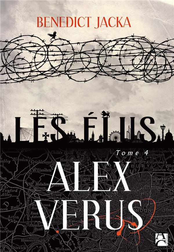 Alex Verus T.4 ; les élus