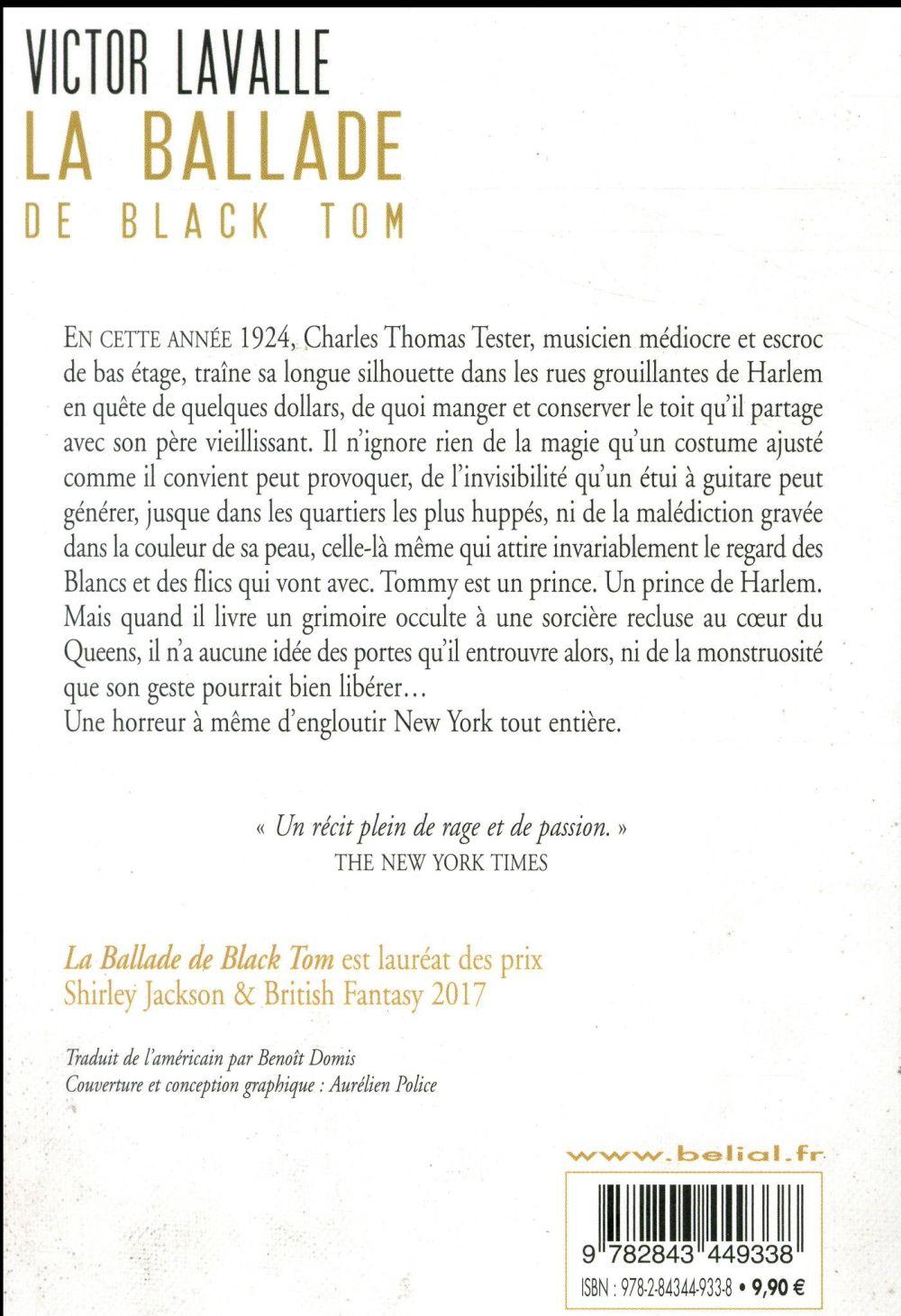 La ballade de Black Tom