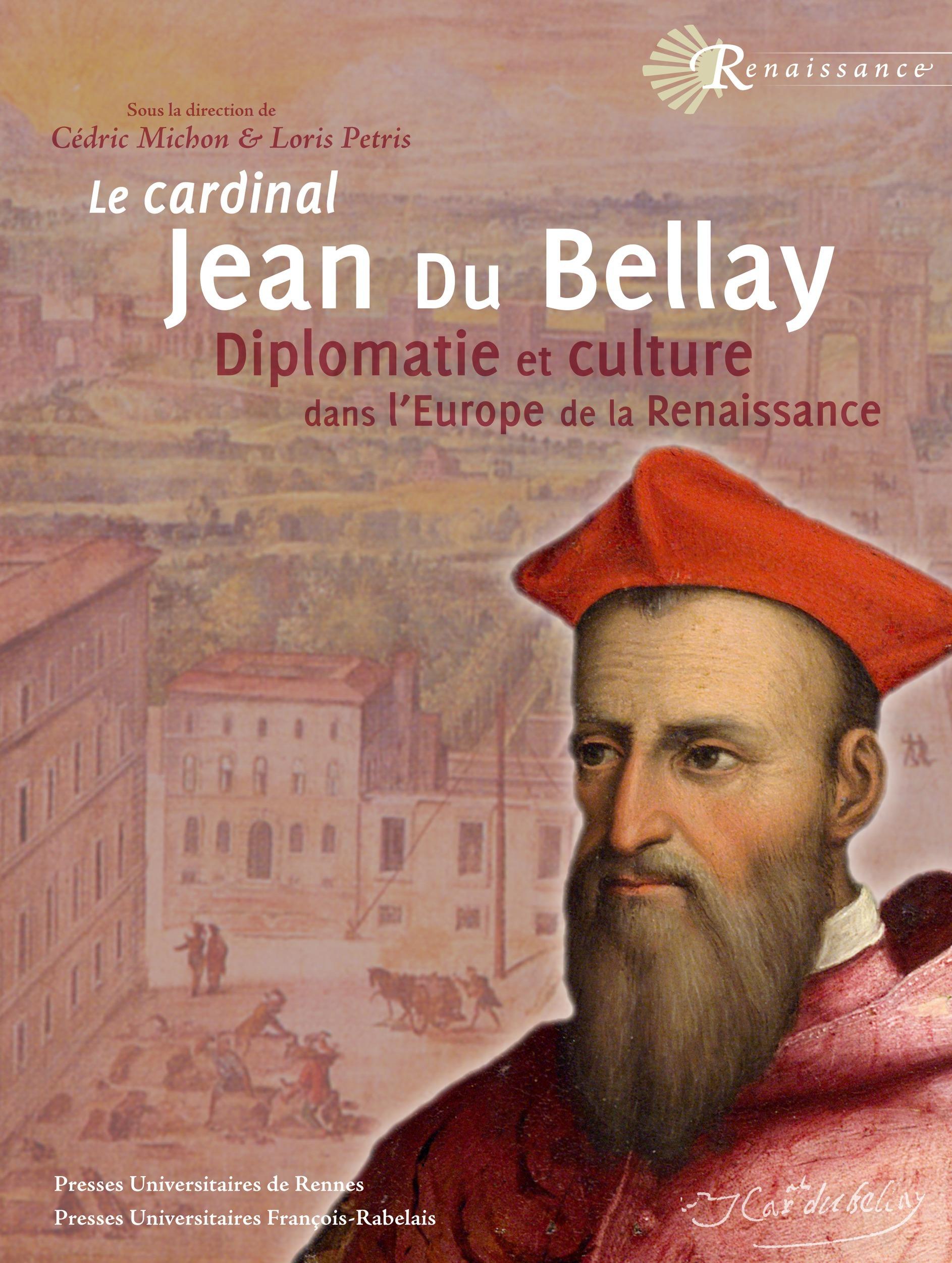 Cardinal jean du bellay - diplomatie et culture dans l'europe de la renaissance