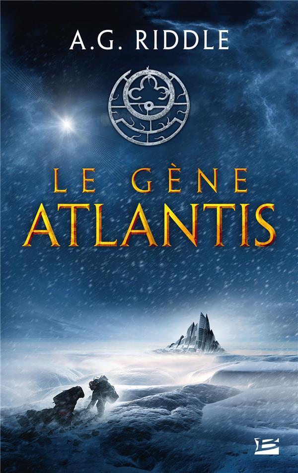 La trilogie Atlantis T.1 ; le gène Atlantis
