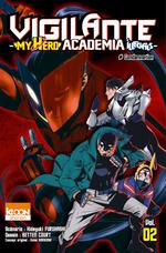 Vente Livre Numérique : Vigilante - My Hero Academia Illegals T02  - Kohei Horikoshi - Court Betten