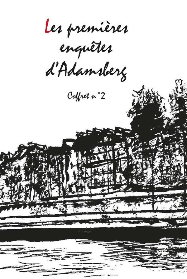 Les premières enquêtes d'Adamsberg