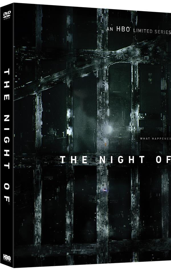coffret the night of