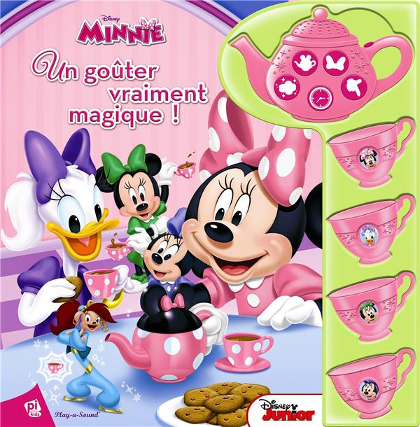 Minnie ; un goûter vraiment magique !
