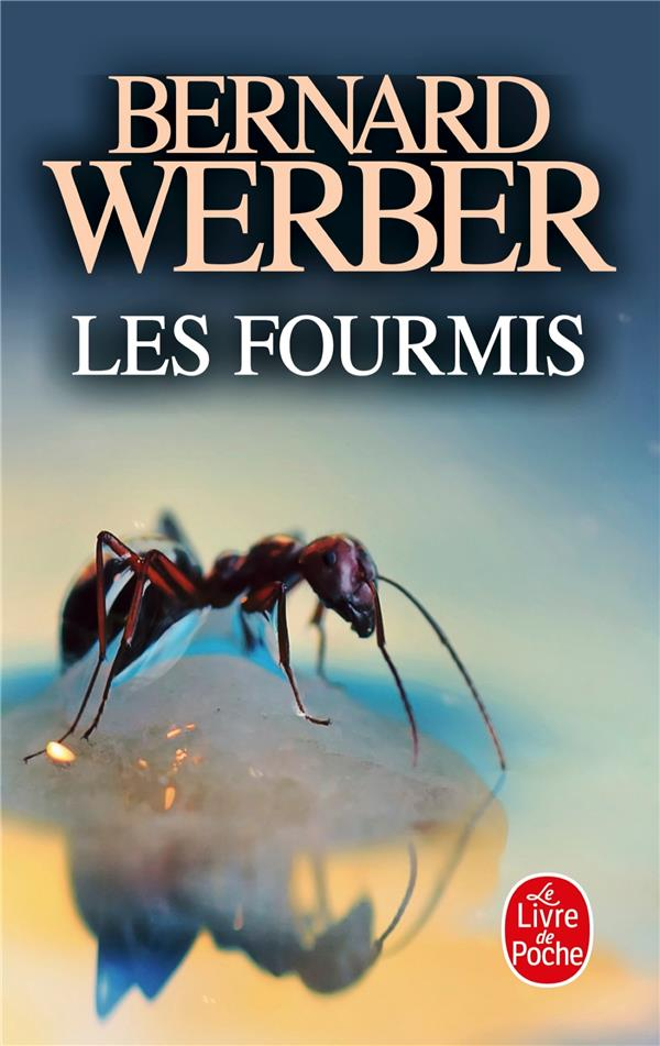 LES FOURMIS WERBER B