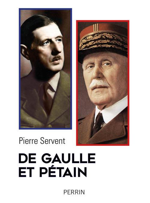 De Gaulle et Pétain