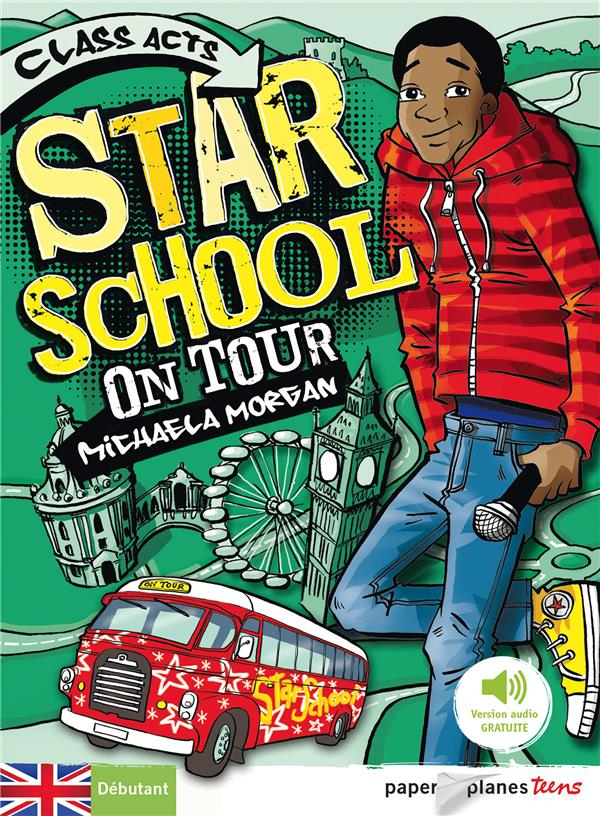 Star school on tour