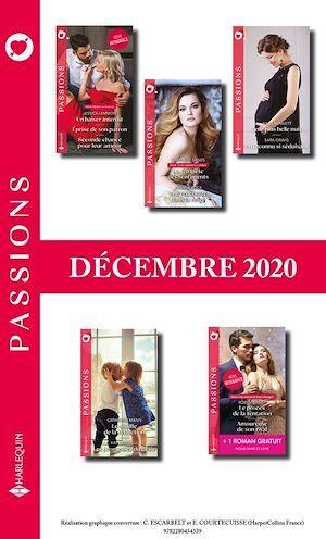 Pack mensuel Passions : 11 romans + 1 gratuit (Décembre 2020)  - . Collectif