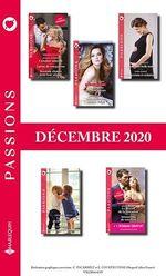 Pack mensuel Passions : 11 romans + 1 gratuit (Décembre 2020)