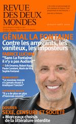 Vente Livre Numérique : Revue des Deux Mondes  - Erik Orsenna - Michel Delon - Paule Constant - Robert Kopp - Aurélie Julia