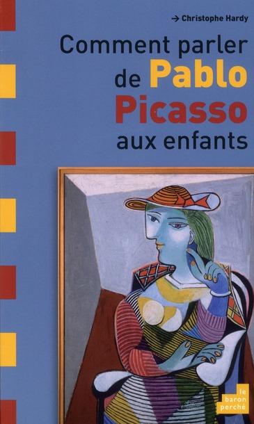 Comment parler de Pablo Picasso aux enfants ?