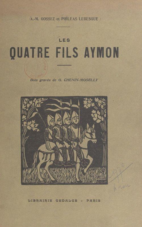 Les quatre fils Aymon