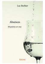 Absences  - Luc Barbier