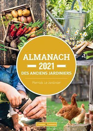 Almanach des anciens jardiniers (édition 2021)