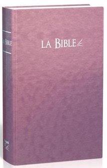 Bible Segond 21 ;  rigide violet