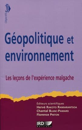 Géopolitique et environnement ; les leçons de l'expérience malgache