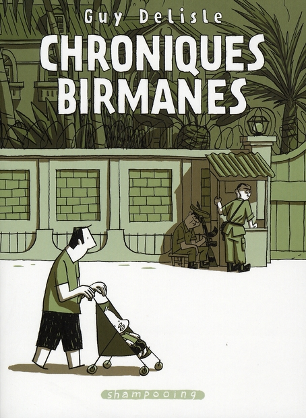 CHRONIQUES BIRMANES DELISLE-G