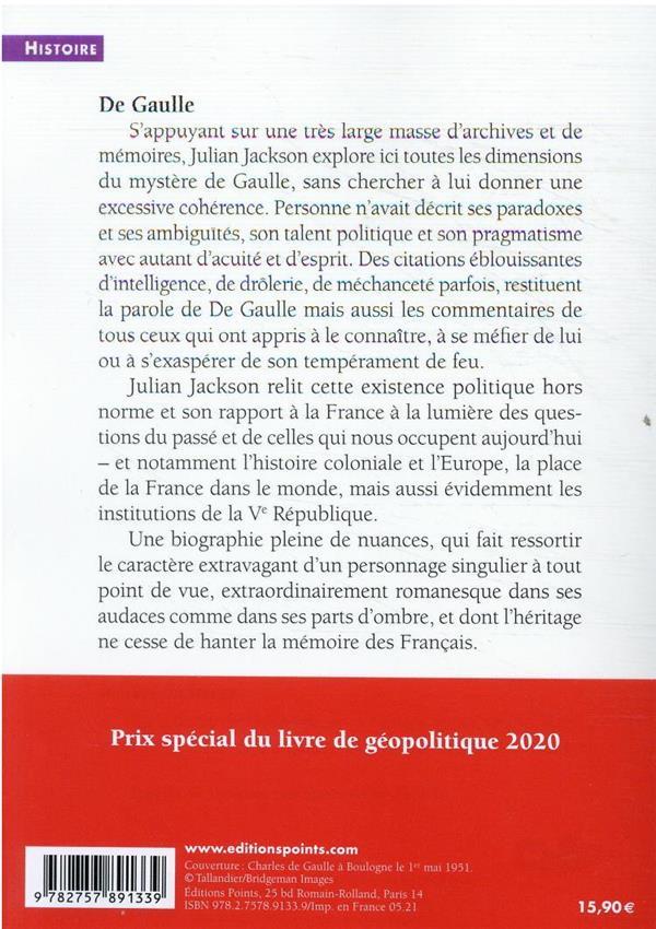 de Gaulle : une certaine idée de la France