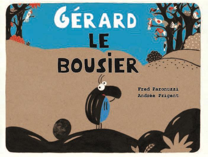 Gérard le bousier