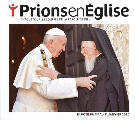 Prions en eglise n.397 ; janvier 2020