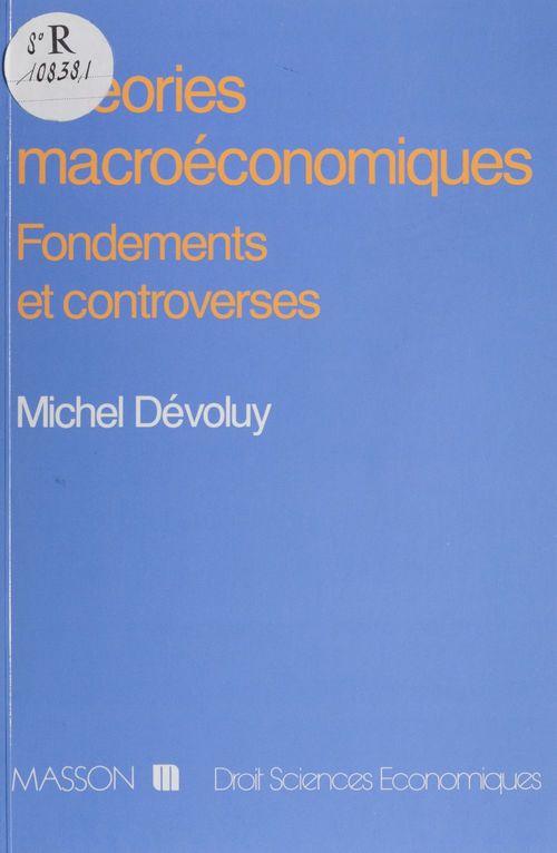 Théories macroéconomiques