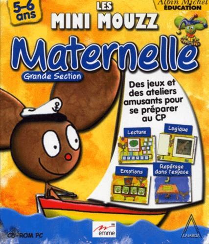 Les mini mouzz ; maternelle, grande section ; CD-rom