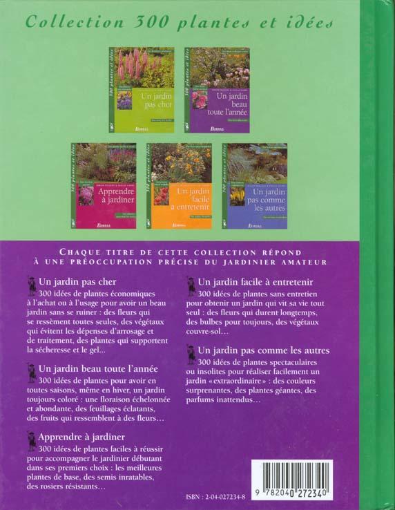 Un jardin beau toute l\'annee : 300 plantes et idees - Didier Willerdy,  Pascal Garbe - Bordas - Grand format - Pavé dans la Mare ELANCOURT