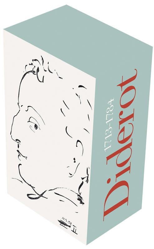 Anniversaire Diderot ; 1713-2013  ; album Diderot ; contes et romans ; oeuvres philosophiques