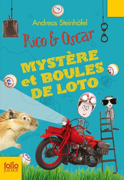 Rico et Oscar ; mystère et boules de loto