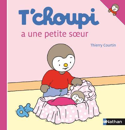 T'Choupi A Une Petite Soeur