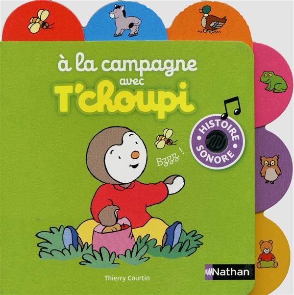 A La Campagne Avec T'Choupi