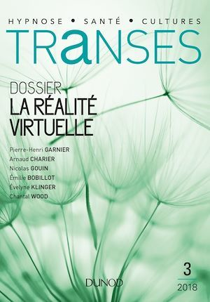 Vente EBooks : Transes N.3 ; la réalité virtuelle  - Collectif  - COLLECTF