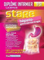 Vente Livre Numérique : Stage Hépato-gastroentérologie - DEI  - Ertan Yilmaz - Kamel Abbadi - Andre Le Texier