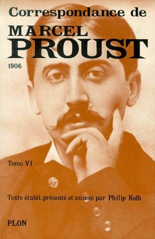 Correspondance t.VI ; 1906