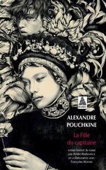 """Couverture de La Fille Du Capitaine (Babel) - Suivi De """"Pouchkine Et Pougatchov"""" De Marina Tsvetaieva"""