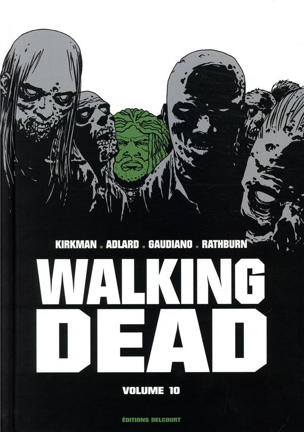 Walking dead ; INTEGRALE VOL.10 ; T.19 ET T.20