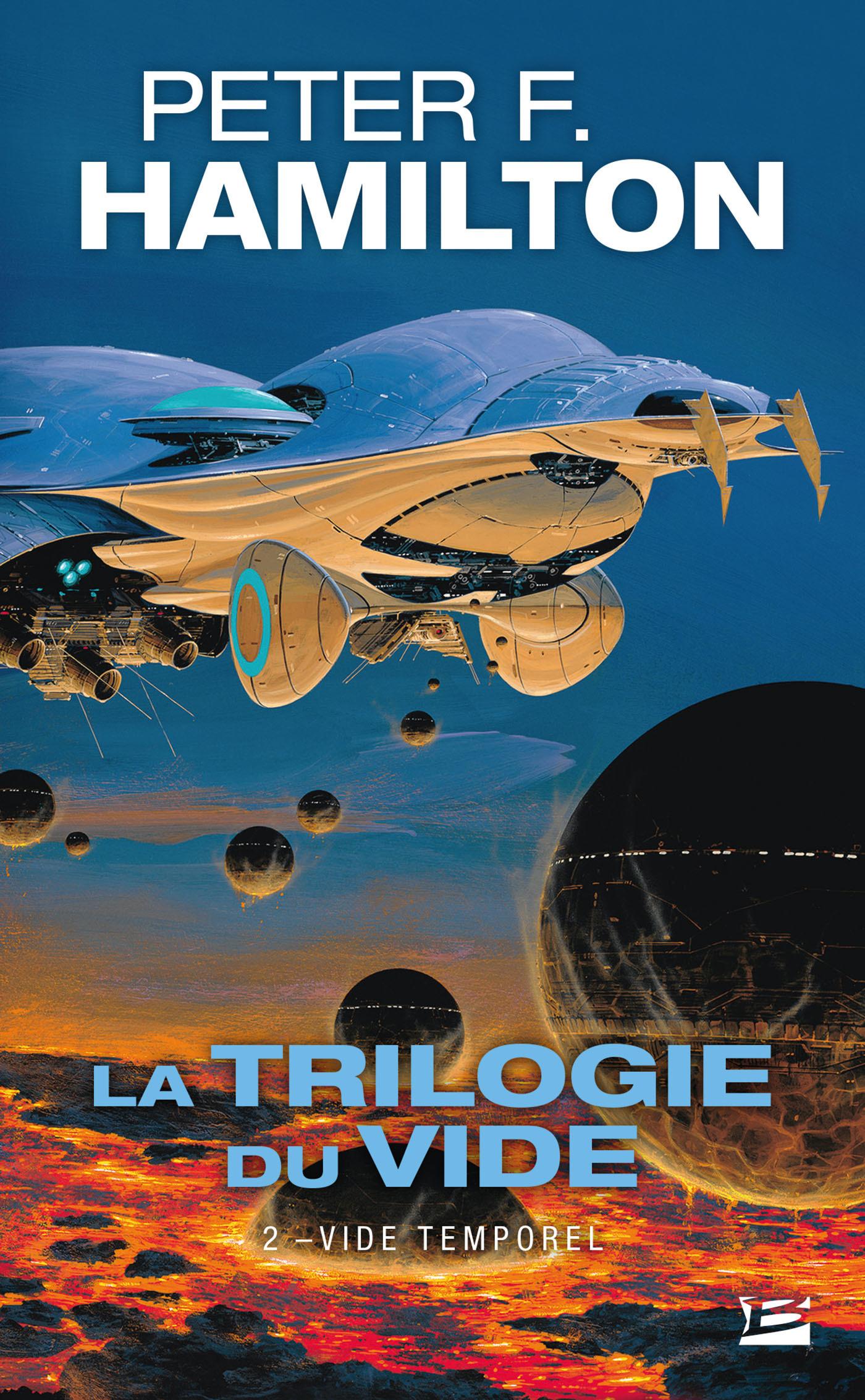 La trilogie du vide T.2 ; vide temporel