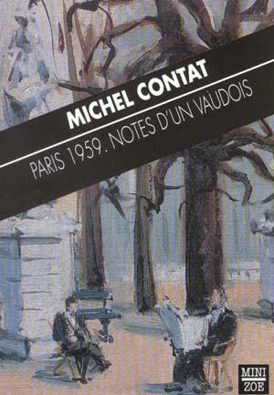Paris 1959 ; notes d'un vaudois