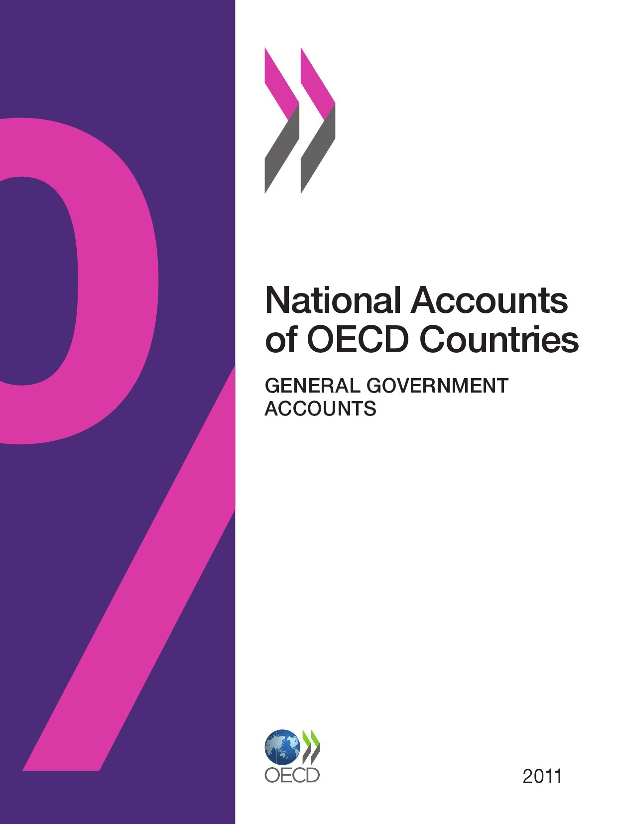 National Accounts of OECD Countries, General Government Accounts 2011