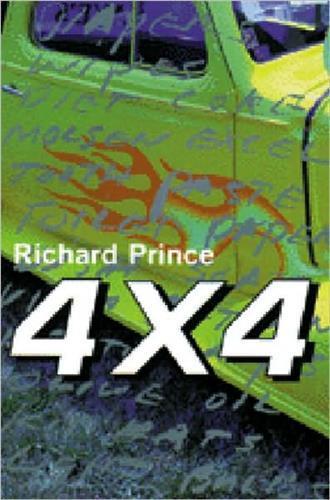 4 x 4 richard prince